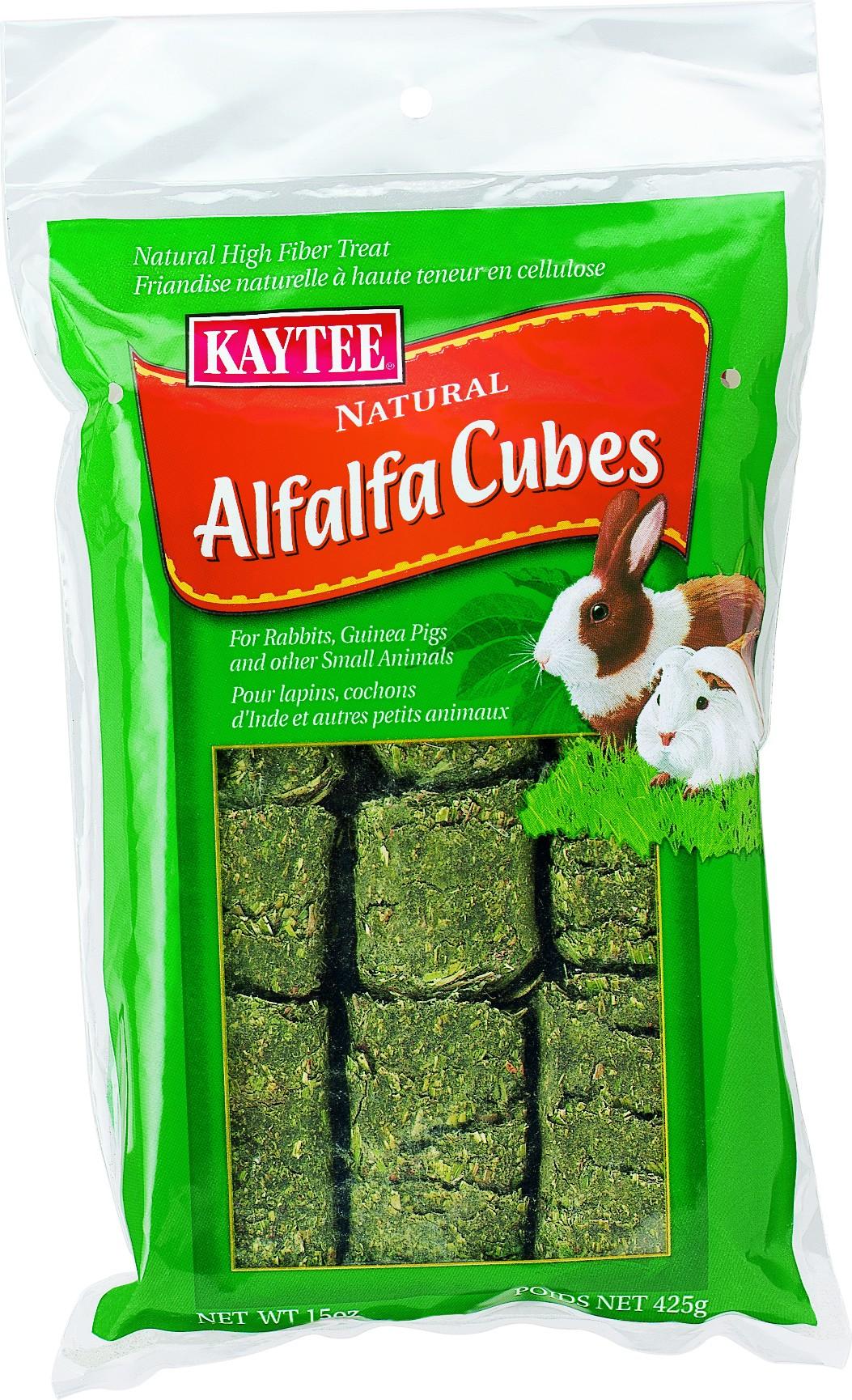 Alfalfa Cubes 15 Ounces