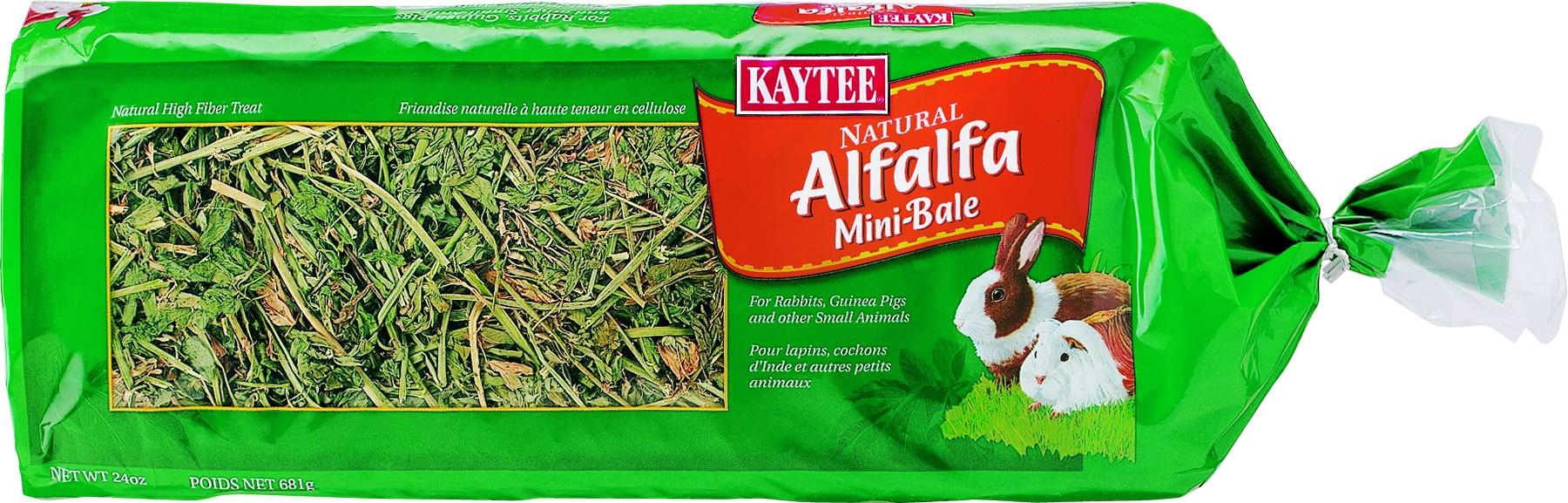 Alfalfa Minibale 24 Ounces