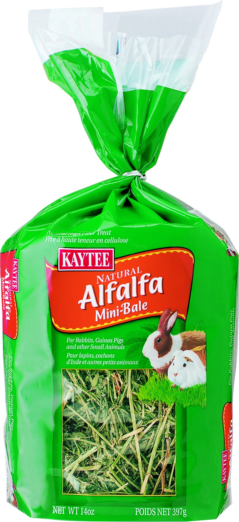 Alfalfa Minibale 14 Ounces