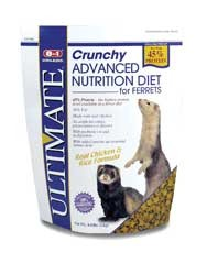 ULTIMATE ADVANCED NUTRITION DIET FOR FERRETS