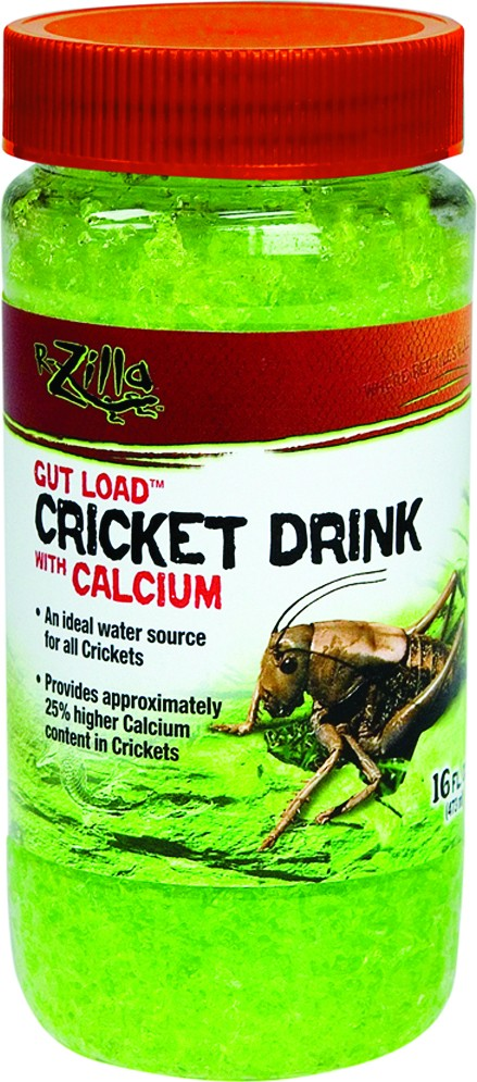 CRICKET DRINK WITH CALCIUM