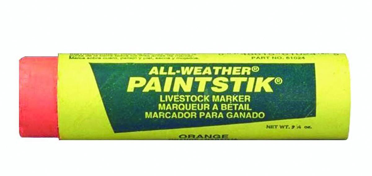 All Weather Paintstik Flourescent Pink 12 per box