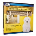 "Safety Coated Dog Gate - 26-42"" Wide x 24"" High"