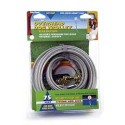 75 Ft Heavy Trolley Tie Out - Silver
