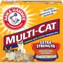 ARM & HAMMER MULTI-CAT CLUMPING LITTER