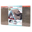 FOLD AWAY SCRATCHING TUNNEL CAT TOY