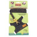 CRITTER JEANS SMALL ANIAML HARNESS-N-LEASH