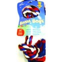 2 KNOT ROPE DOG BONE