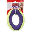 AIR DOG SQUEAKER OVAL DOG TOY