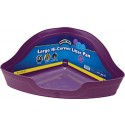 Large Hi-Corner Litter Pan