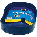 Long John Hi-Side Litter Pan