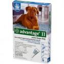 ADVANTAGE 2 DOG BLUE