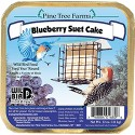 Blueberry Suet Cake - 12 oz.