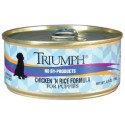 5.5 Oz Triumph Canned Dog Food - Chicken/Rice/Vegetable