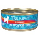 5.5 Oz Triumph Canned Dog Food - Lamb/Rice/Vegetable