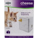 CHEESE AUTOMATIC CAT TOY