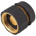 BRASS FEMALE QUICK CONNECTOR