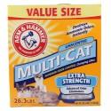 ARM & HAMMER MULTI-CAT UNSCENTED LITTER