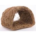 Woven Grass Hut Med