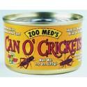 Can O' Mini Crickets - 1.2 Oz
