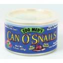 Can O' Snails - 1.7 Oz