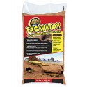EXCAVATOR CLAY BURROW SUBSTRATE