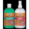 Medicated Shampoo Twin pack - 1pt